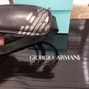 Giorgio Armani belt Ladies.